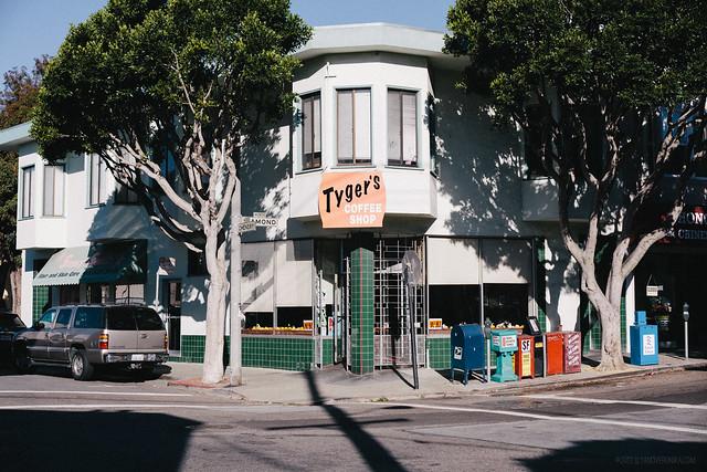 san francisco // tyger's coffee shop glen park