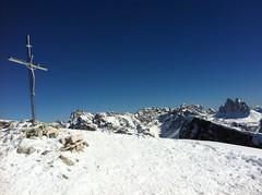 Gipfelblick Helltaler Schlechten 2.711, Drei Zinnen