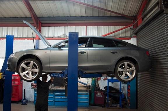 B8 5 Audi S5 AWE Tuning Exhaust - Regal Autosport