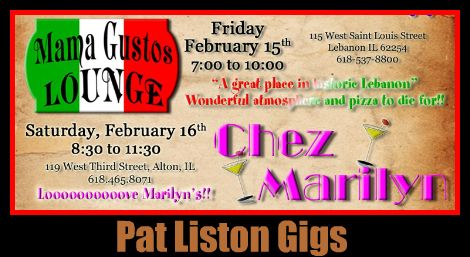 Pat Liston 2-15, 16-13