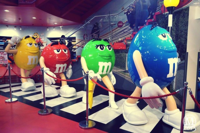 M&M World, Leicester Square