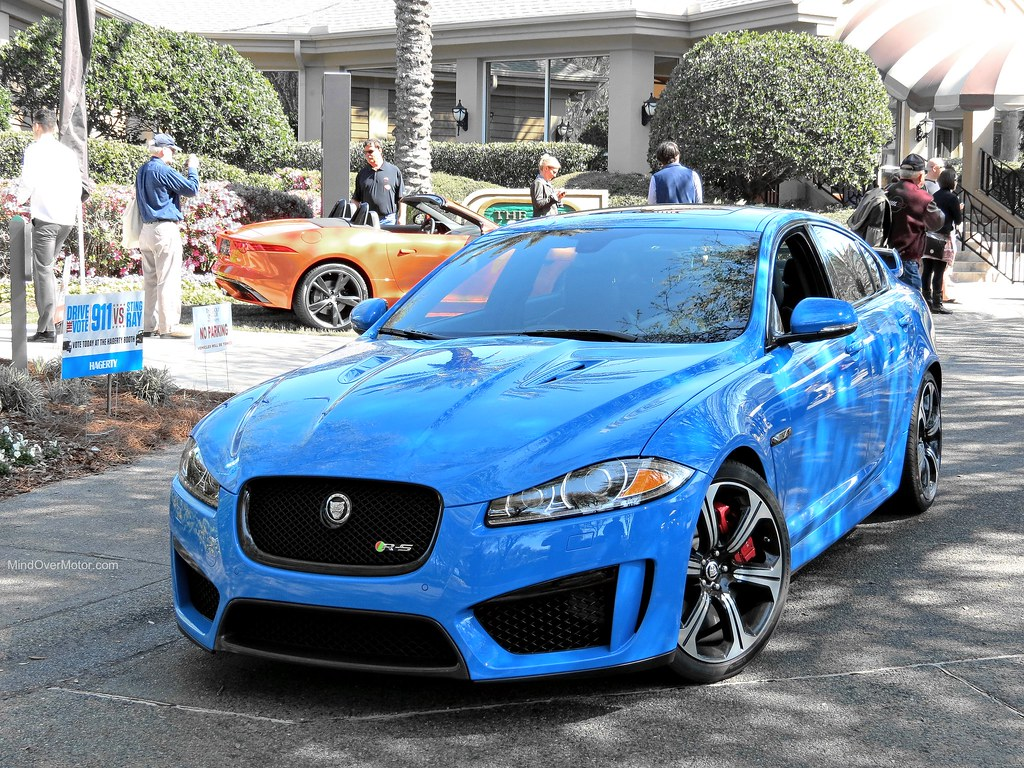 Jaguar XFR-S reviewed by Mind Over Motor