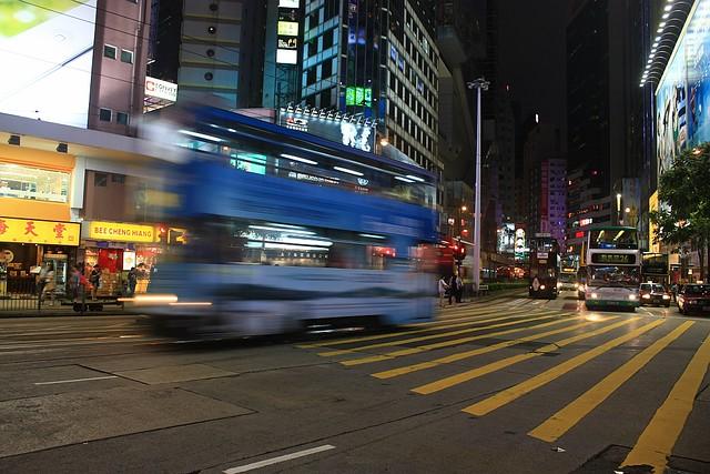 Hennessy Road, Causeway Bay, Hong Kong