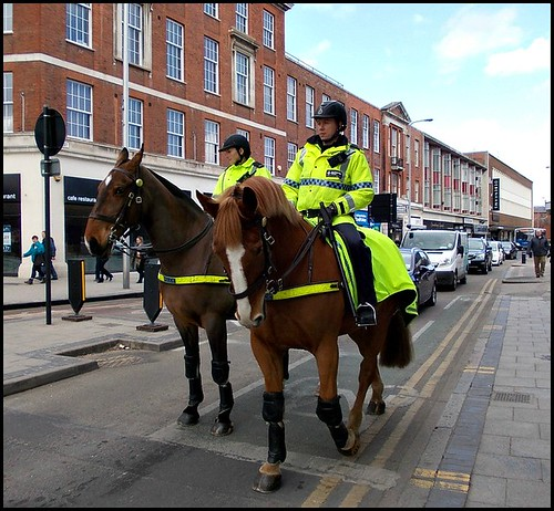Mounted Police ...