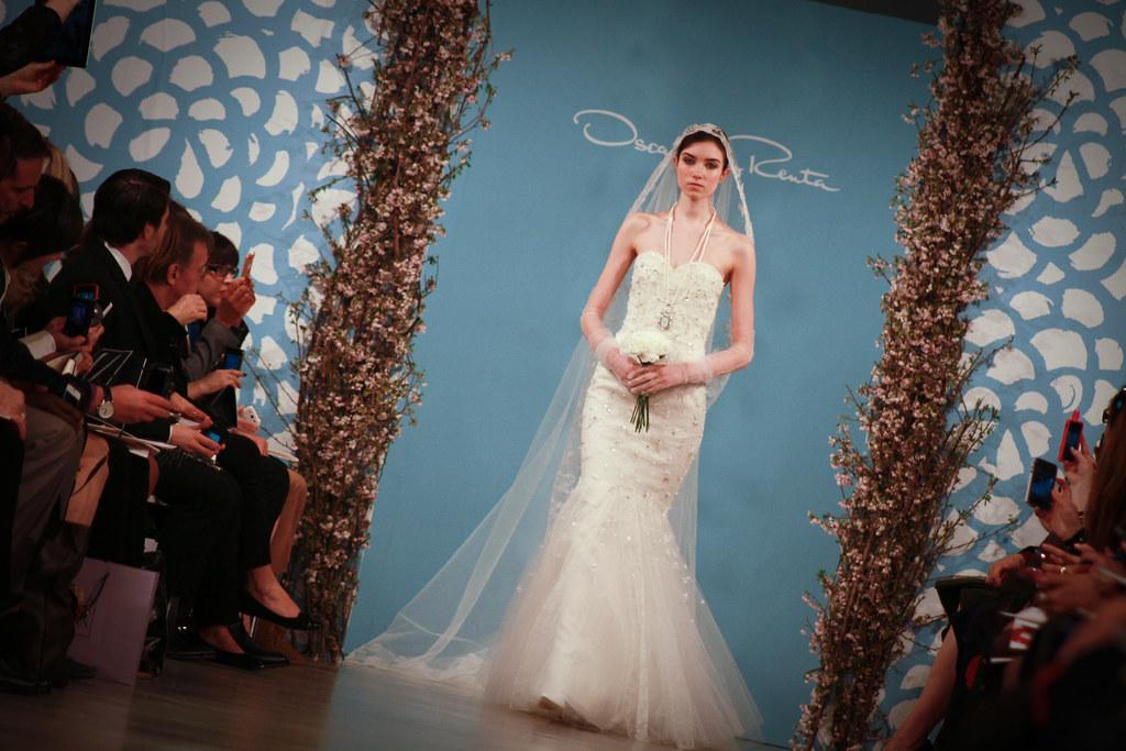 Oscar de la Renta Bridal 2014 - 241
