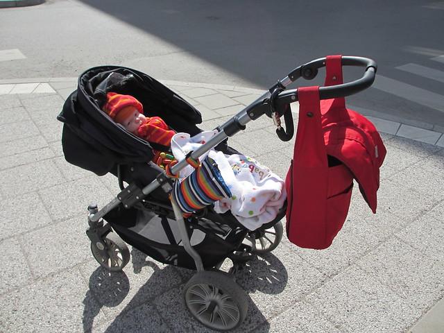 Sittvagn till förskolan!