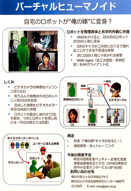 virtual humanoid