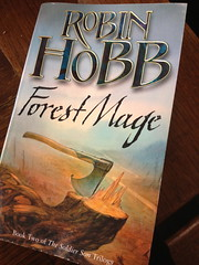 """Robin Hobb's """"Forest Mage"""""""