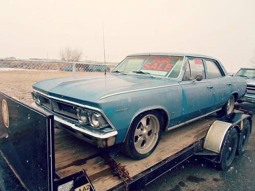 1966 Beaumont Custom