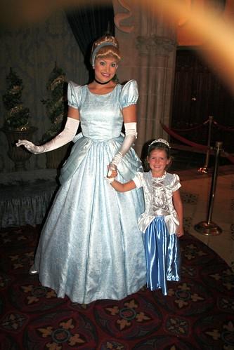 Cinderella with Cinderella