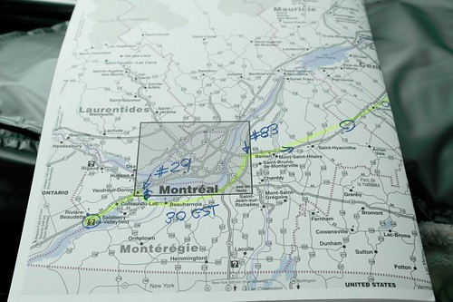 #LexGoFurther - Kingston to Quebec City Leg