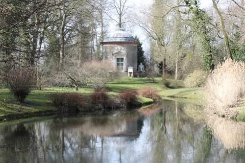 2013.03.09.310 - SCHWETZINGEN - Schwetzinger Schlossgarten - Tempel der Waldbotanik