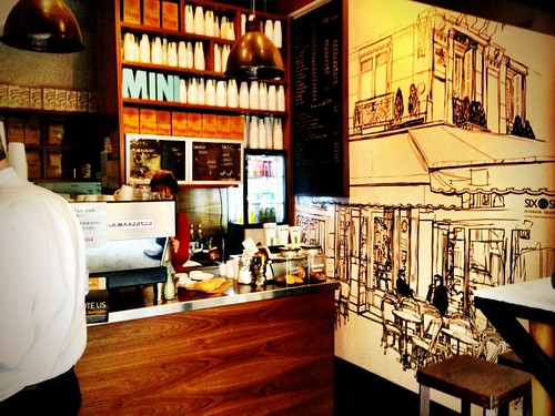 Mini Espresso counter