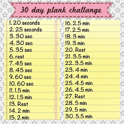 Everyone else is sharing their fit challenges this month, so here is the one I am doing. #babyweight #getfitapril #plank #fitness
