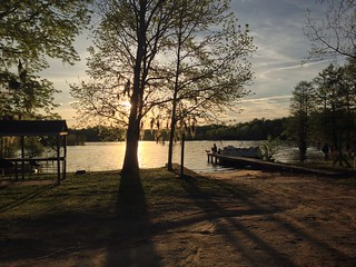 Sunrise at Ferguson Landing