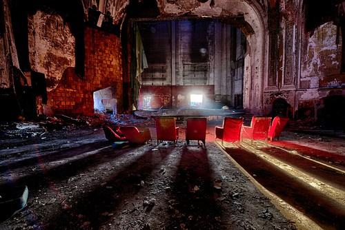 Eastown Theater-Detroit, MI #flickr12days