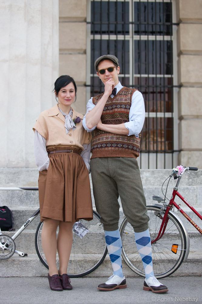 Mr. & Mrs Tweed