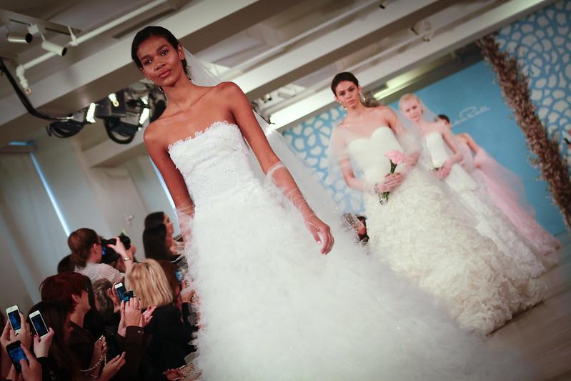 Oscar de la Renta Bridal 2014 - 259