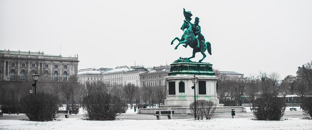 Vienna - Day 1
