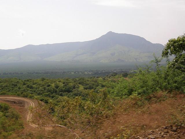 Parque Nacional del río Mago