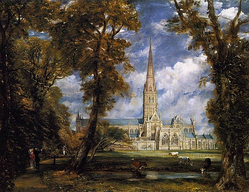779px-Salisbury_Cathedral_from_the_Bishop_Grounds_c.1825