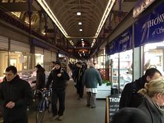 Smithfield Market, London