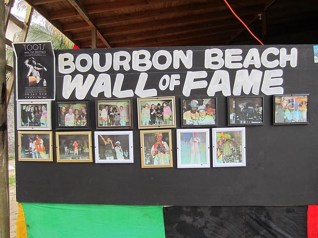 Bourbon Beach