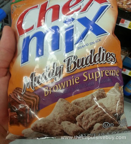 Chex Mix Muddy Buddies Brownie Supreme