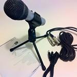First Impressions: Audio-Technica ATR2100-USB Micrphone - 10
