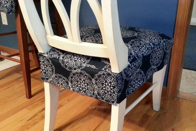 Chair Seat Covers, Part 1