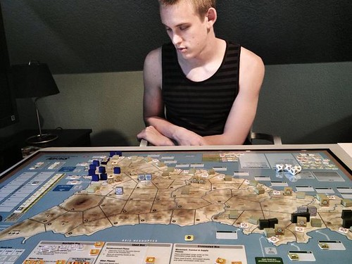 FAB: Sicily, fairly light wargame covering allied invasion in 1943