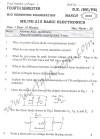 DTU Question Papers 2010 – 4 Semester - Mid Sem - ME-215