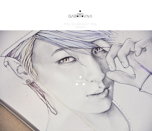 Why So Serious? /Key (fanart) - Details