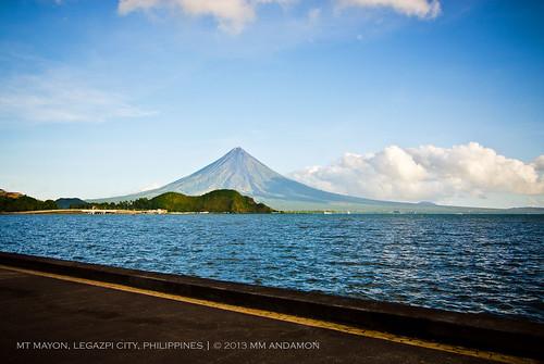 Mayon Volcano, Albay, Philippines