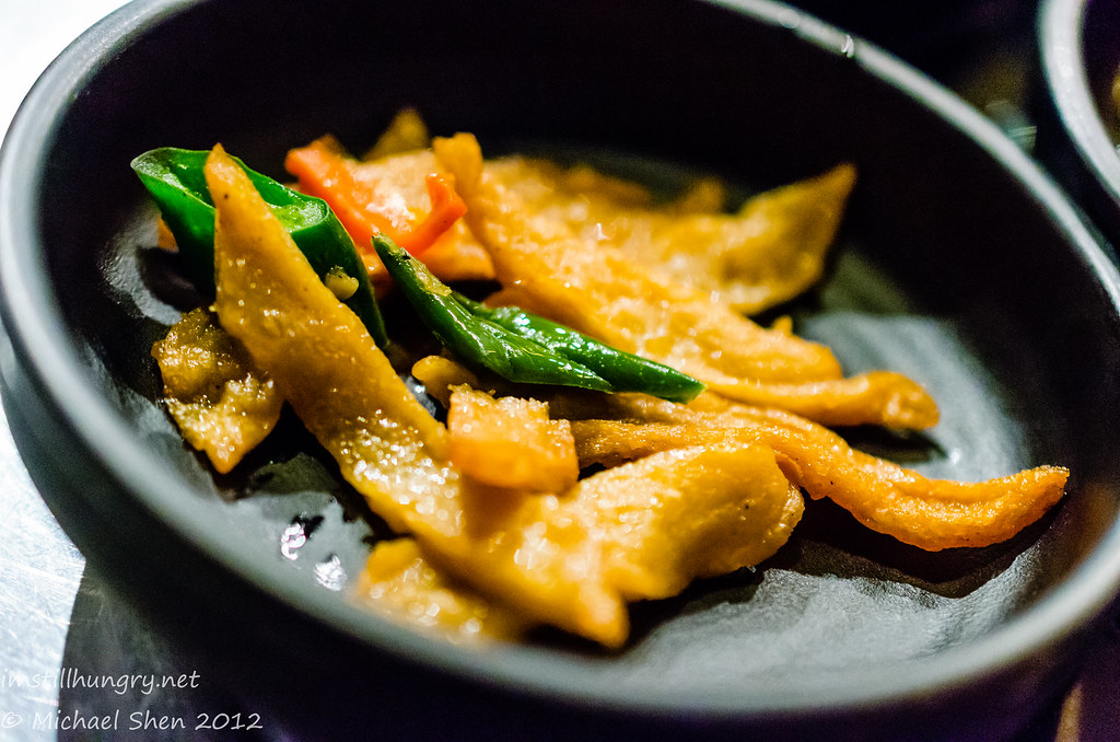 Sydney Madang side dishes