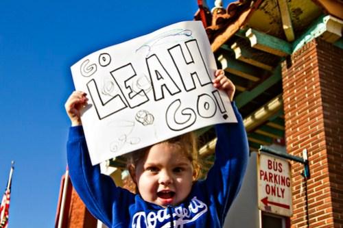 go leah go