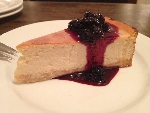 TOFUのベイクドチーズケーキ @boji