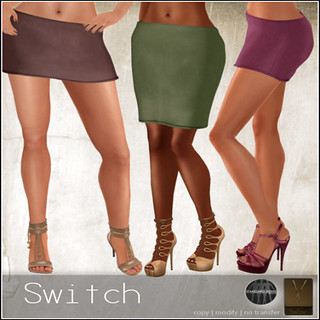 SYSY's- Switch Skirts - My Attic @ The Deck