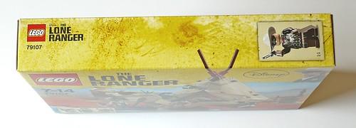 The Lone Ranger 79107 Comanche Camp box03