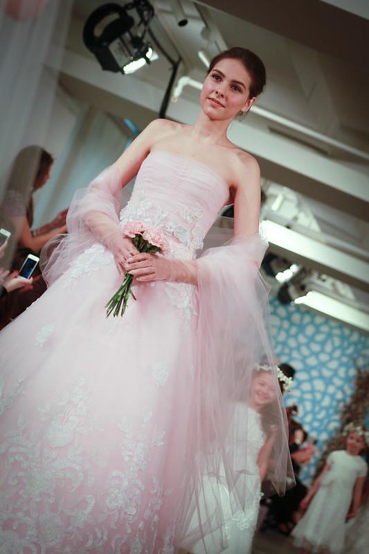 Oscar de la Renta Bridal 2014 - 267