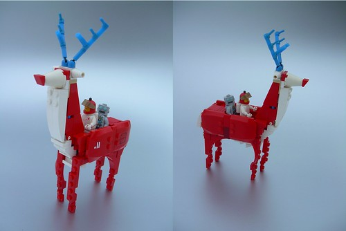 MECHANICAL DEER  A