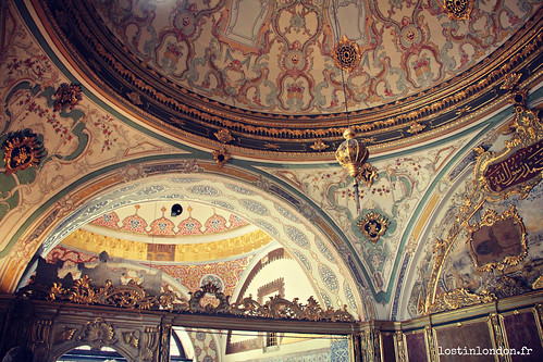 un week-end à istanbul palais de topkapi