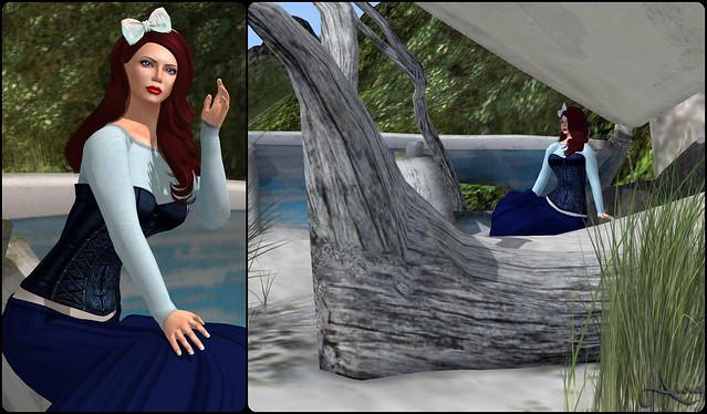 "DisneyBound - Week 2, Ariel ""Kiss The Girl"""