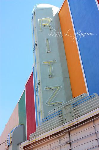 Abandoned Ritz Theater