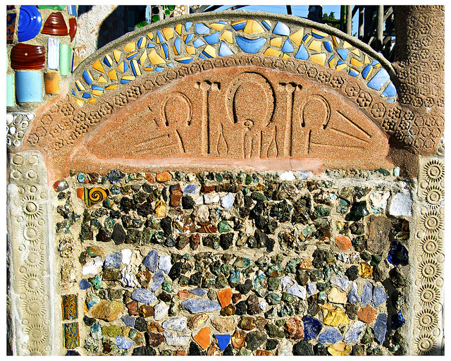 Tools of the Trade - Watts Tower