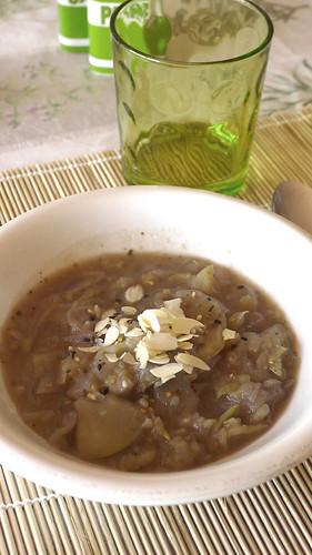Onion & Potato Soup - Zuppa di Cipolla e patate - Kartoffel- og løgsuppe