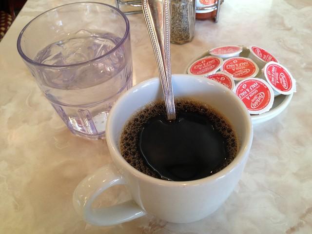 Coffee - Squat & Gobble