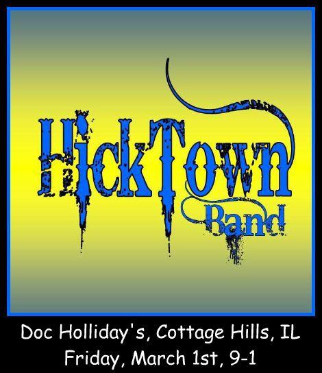 Hicktown 3-1-13
