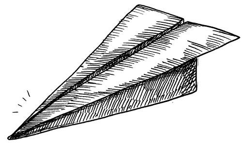 aluminum airplane
