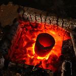 la fundición / the melting process